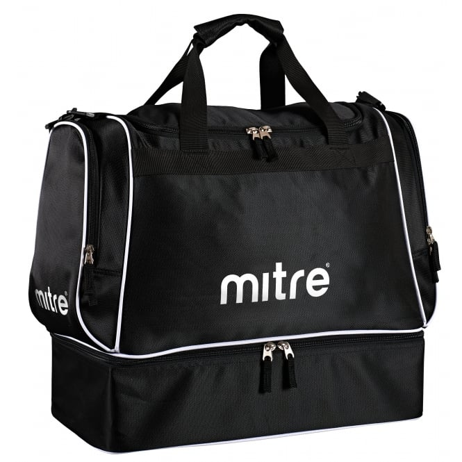 Mitre CORRE Holdall Hard Base - Branded