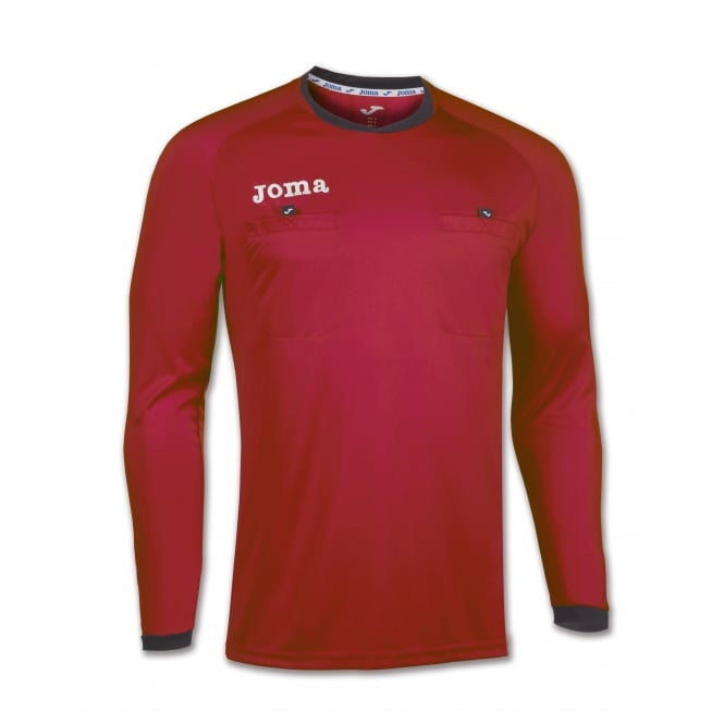 Joma ARBITRO Long Sleeve Referee Shirt