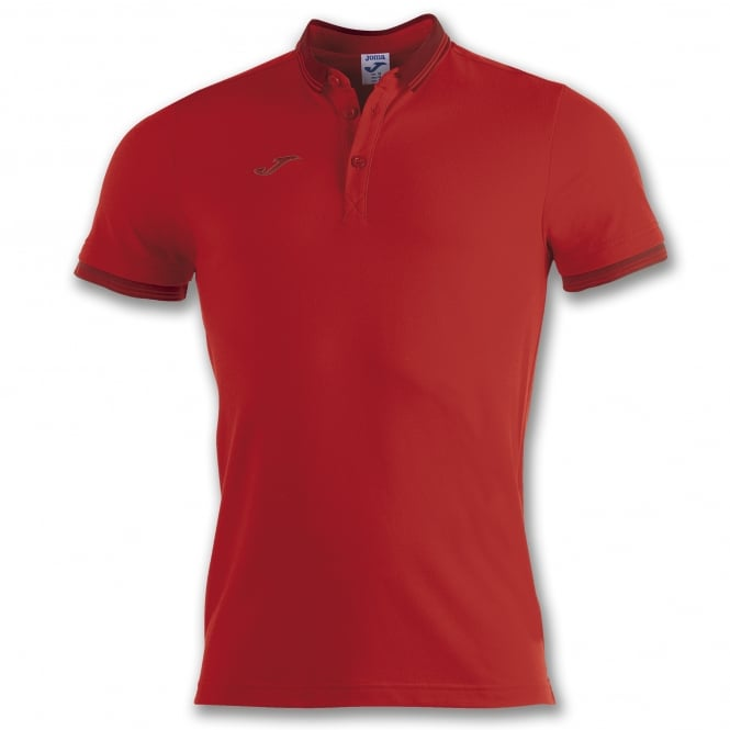 Joma BALI II Short Sleeve Polo Shirt