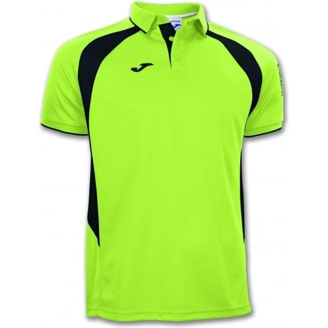 Joma CHAMPION III Short Sleeve Polo Shirt