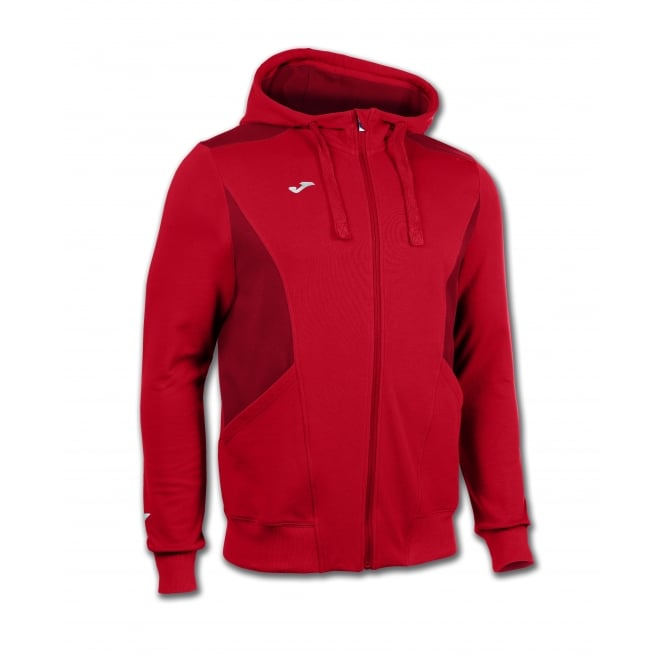Joma COMFORT Zipped Long Sleeve Hoody