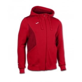 COMFORT Zipped Long Sleeve Hoody
