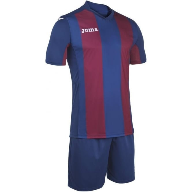 Joma PISA V Full Kit with Short Sleeve Shirt