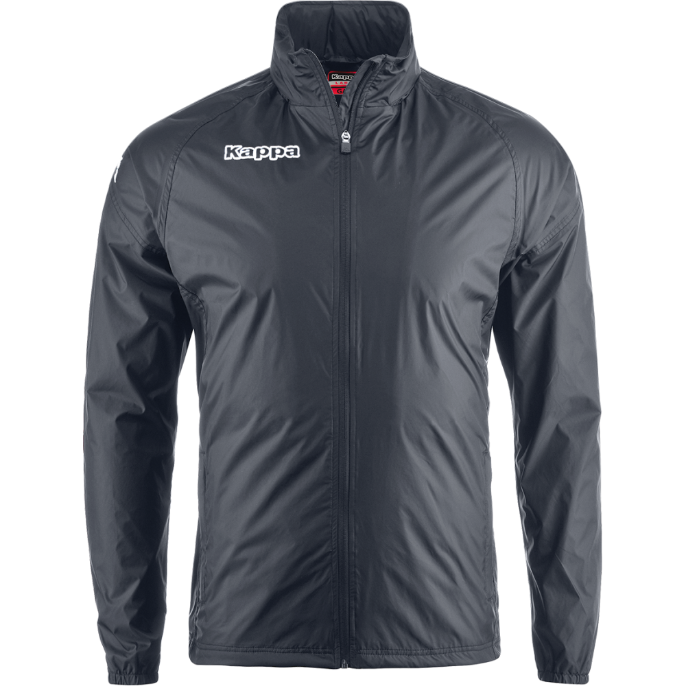 6a0939dfb Kappa ADVERZIP Training Rain Jacket - Jackets from MatchWinner UK