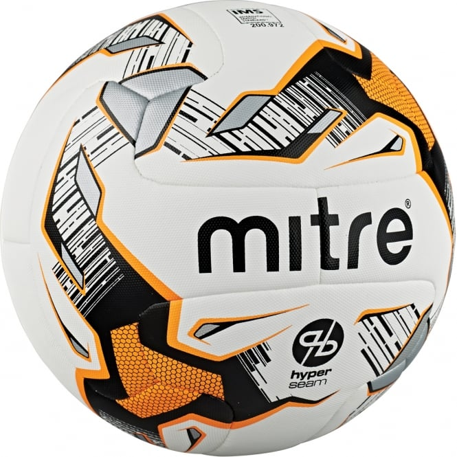 Mitre Ultimatch Hyperseam Match Ball