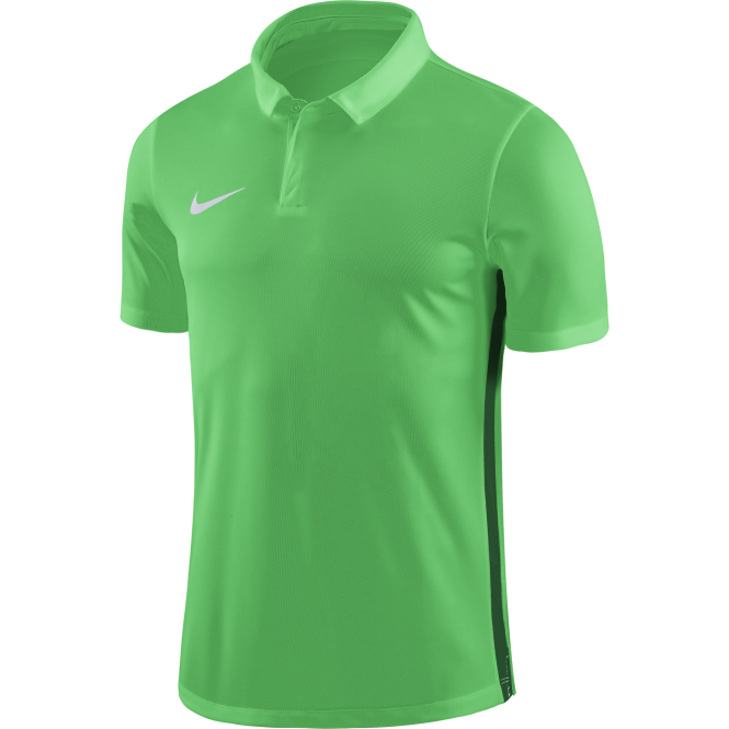 Nike Academy 18 Short Sleeve Polo (Youth)