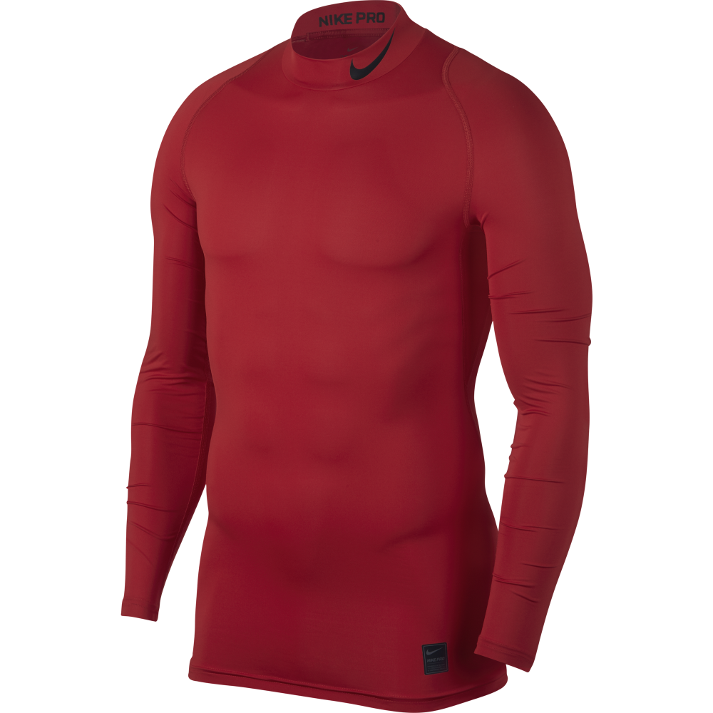 the best attitude b75f8 5a823 Compression Mock Long Sleeve Top