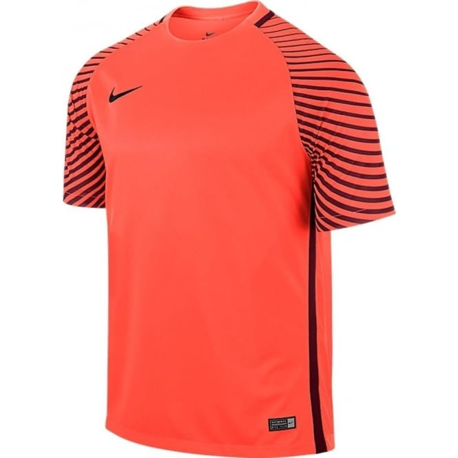 Nike Gardien Short Sleeve Goal Keeper Shirt