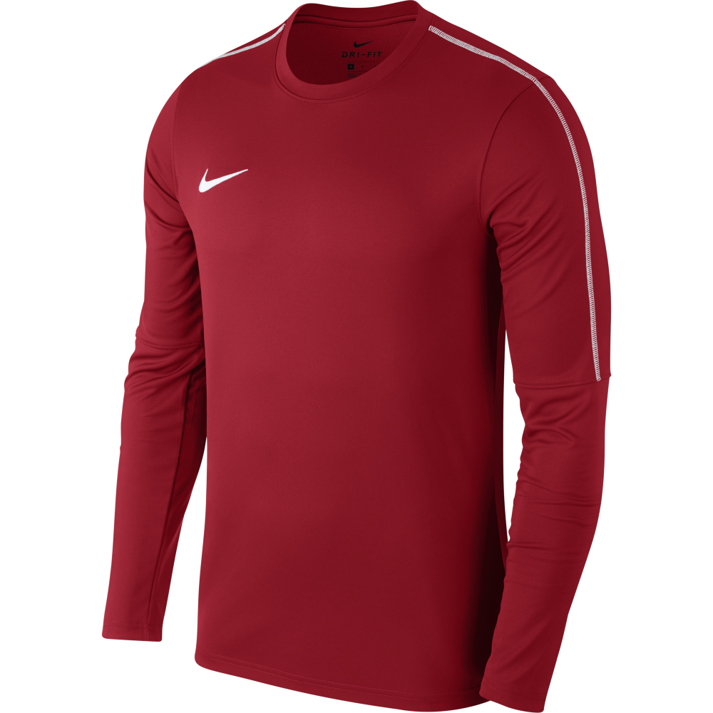 4055ded4 Nike Park 18 Long Sleeve Drill Top Crew - Tops from MatchWinner UK