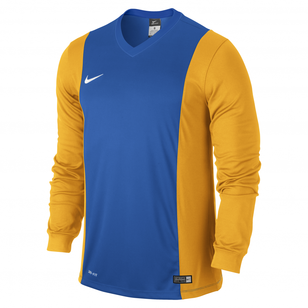 nike park derby long sleeve shirt youth shirts from