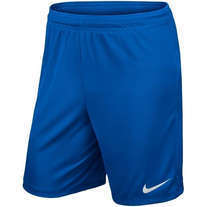 Nike Park II Knit Shorts Youth