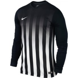 Striped Division II Long Sleeve Shirt