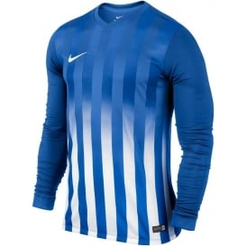 Striped Division II Long Sleeve Shirt Youth