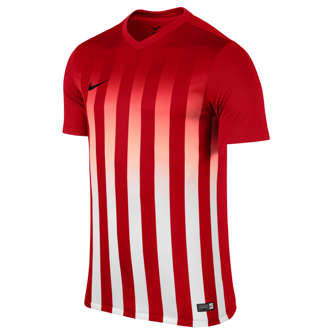 Nike Striped Division II Short Sleeve Shirt