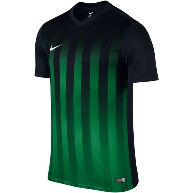 Nike Striped Division II Short Sleeve Shirt Youth