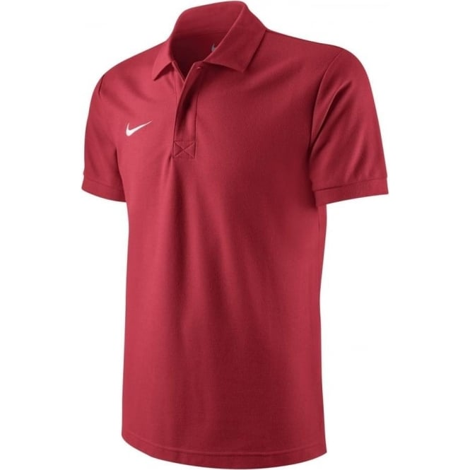 Nike Team Core Polo Shirt Youth
