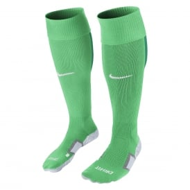 Team Stadium OTC Socks (Hyper Verde/White)