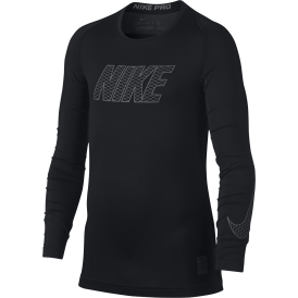 Top Compression Crew Long Sleeve (Youth)