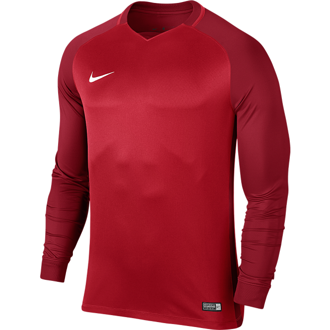 Nike Trophy III Long Sleeve Shirt (Youth)