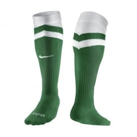 Vapor II Socks (Spring Leaf/White)