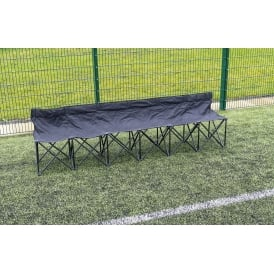 6 Seater Folding Subs Bench