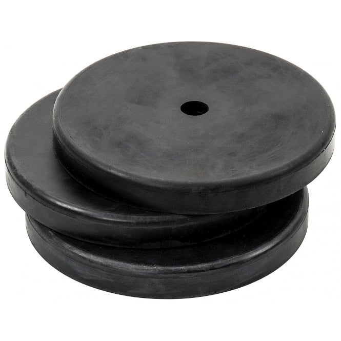 Precision Indoor Rubber Bases