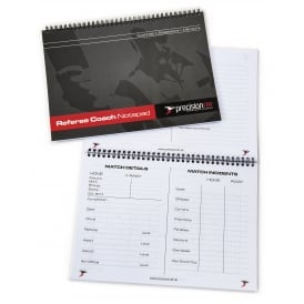 Pro Referee's Coach Notepads