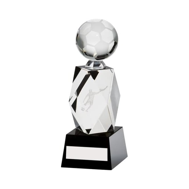 Trophies and Awards Astra Crystal Football Award