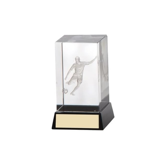 Trophies and Awards Conquest Football Crystal Award
