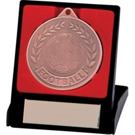 Discovery Football Medal & Box