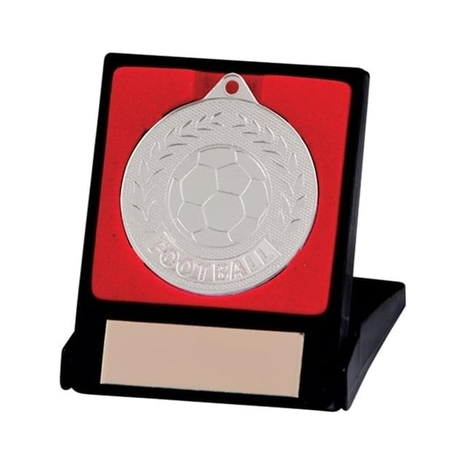 Trophies and Awards Discovery Football Medal & Box