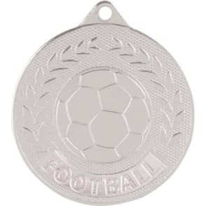 Discovery Football Medal