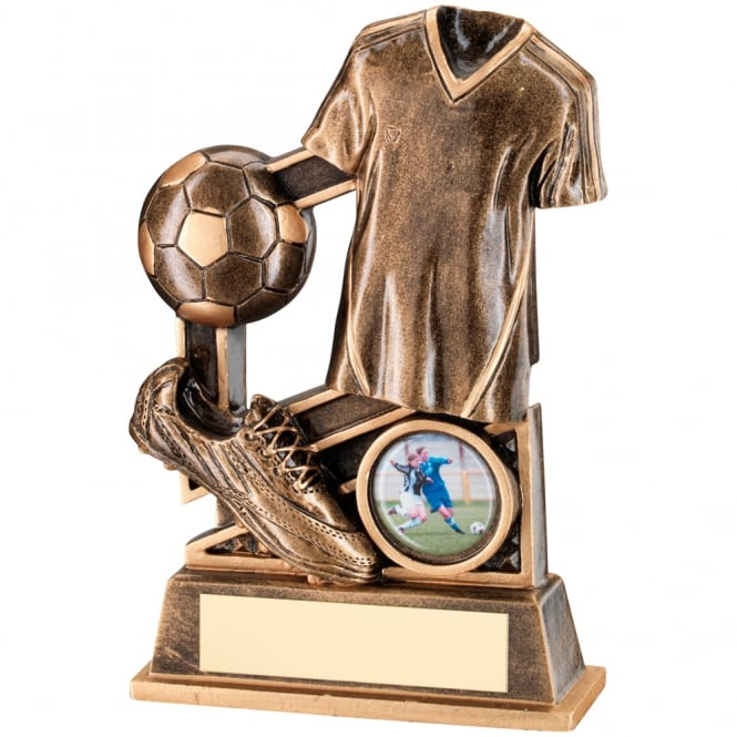 Trophies and Awards Football & Boot Diamond Series Trophy