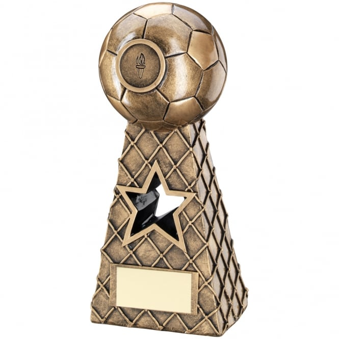 Trophies and Awards Football Net Pyramid Trophy