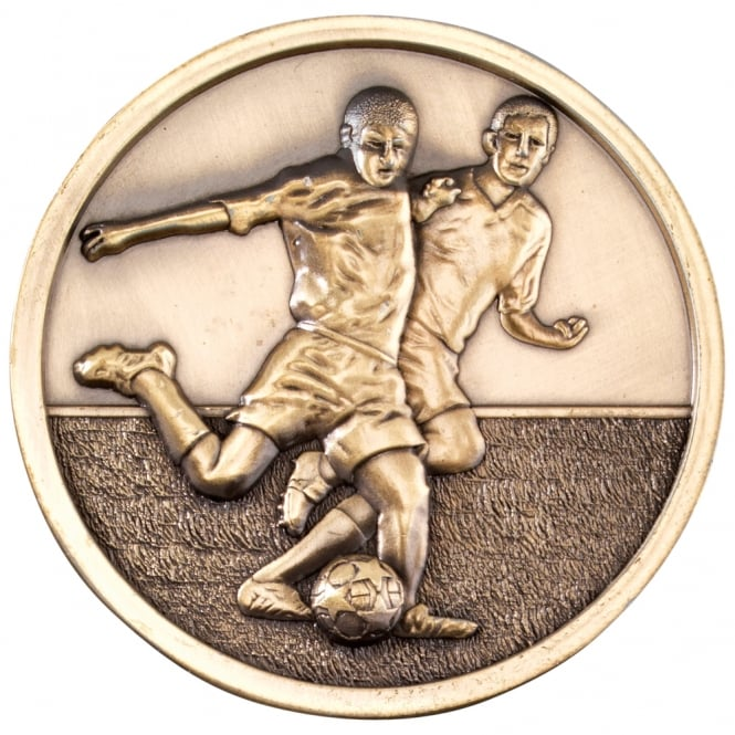 Trophies and Awards Football Players Medallion