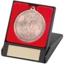 Impulse Football Medal & Box