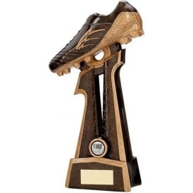 Prodigy Football Boot Tower Award Trophy