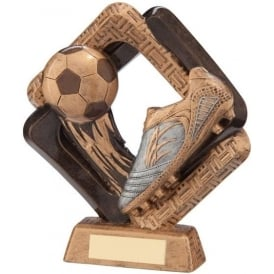 Sporting Unity Boot & Ball Award Trophy