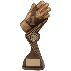 The Falcon Goalkeeper Football Award Trophy