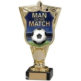 Titans Football Man Of The Match Trophy