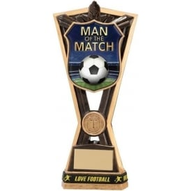 Titans Man Of The Match Award Trophy (with Wristband)