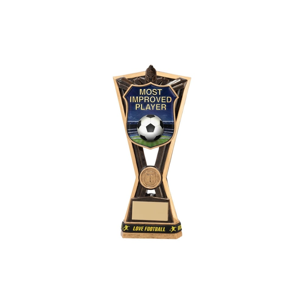 trophies and awards titans most improved player award trophy with