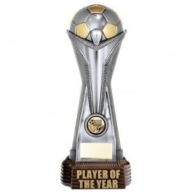 World Football Player of the Year (Gunmetal & Gold)