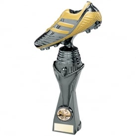 World Striker Football Boot Award (Gun Metal)
